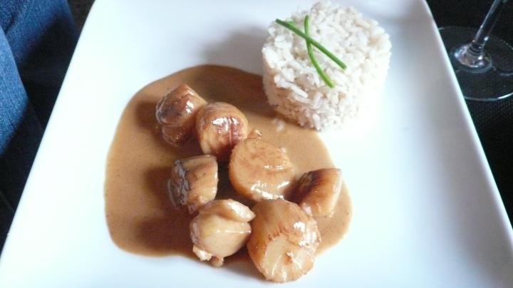 Des coquilles oui mais a quelle sauce le blog de - Quelle quantite de riz par personne ...