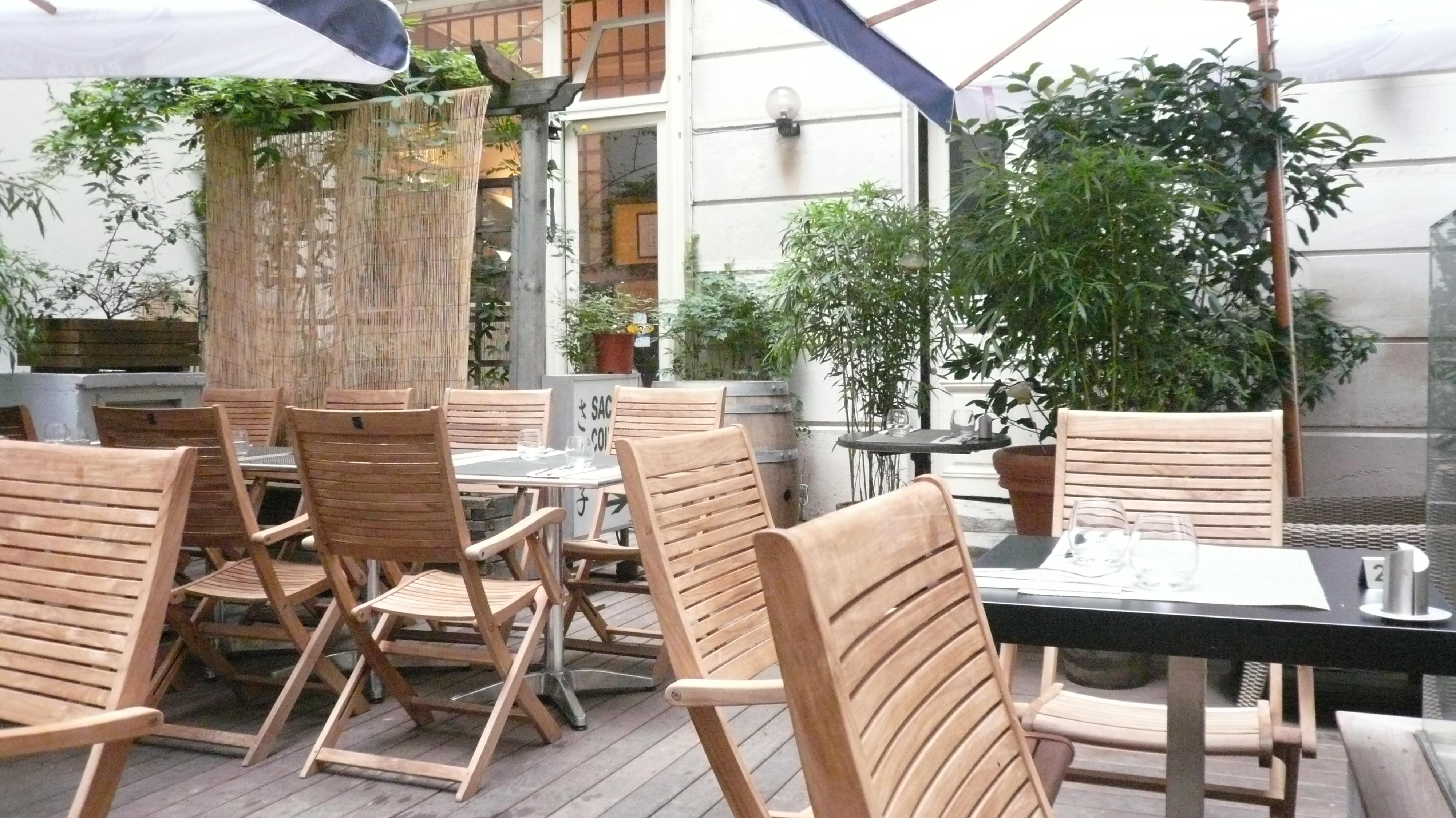 Le patio opera les bonnes adresses de vanessa besnard - Le patio restaurant montreuil sur mer ...