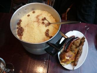Couscous 4 viandes