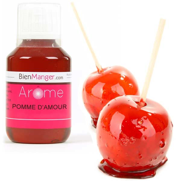 Arome_Alimentaire_Pomme_Amour