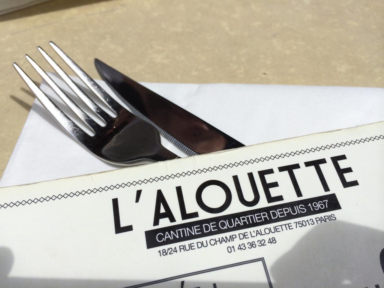 L'ALOUETTE