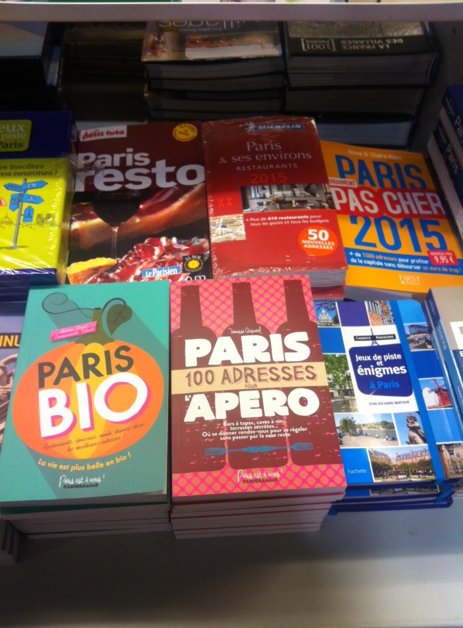 PARIS APÉRO : OÙ L'ACHETER?