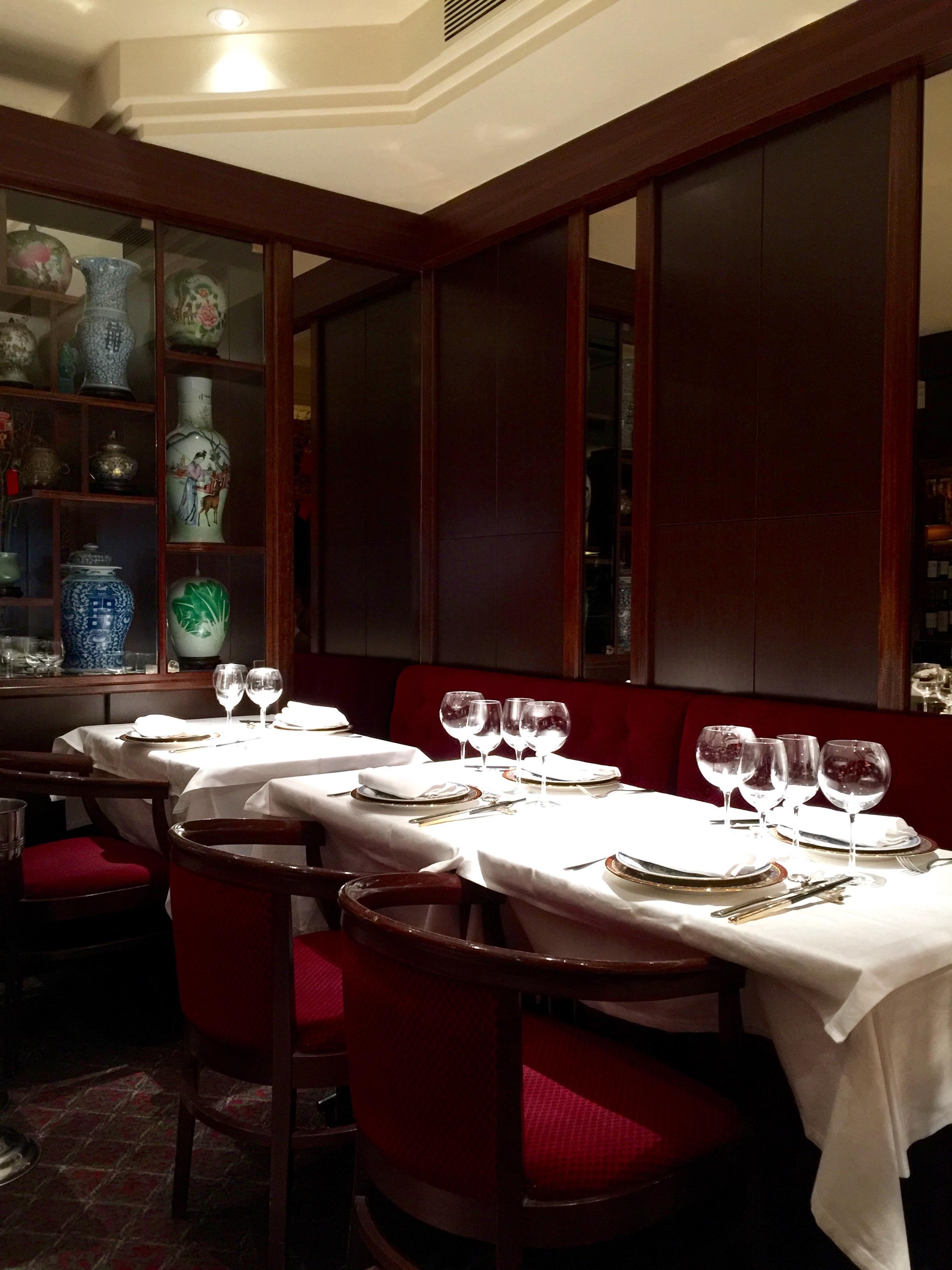chez ly un des meilleurs restaurants chinois de paris. Black Bedroom Furniture Sets. Home Design Ideas