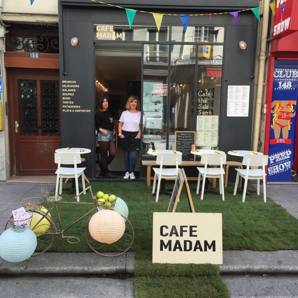 Extérieur vue 1 - Café Madam