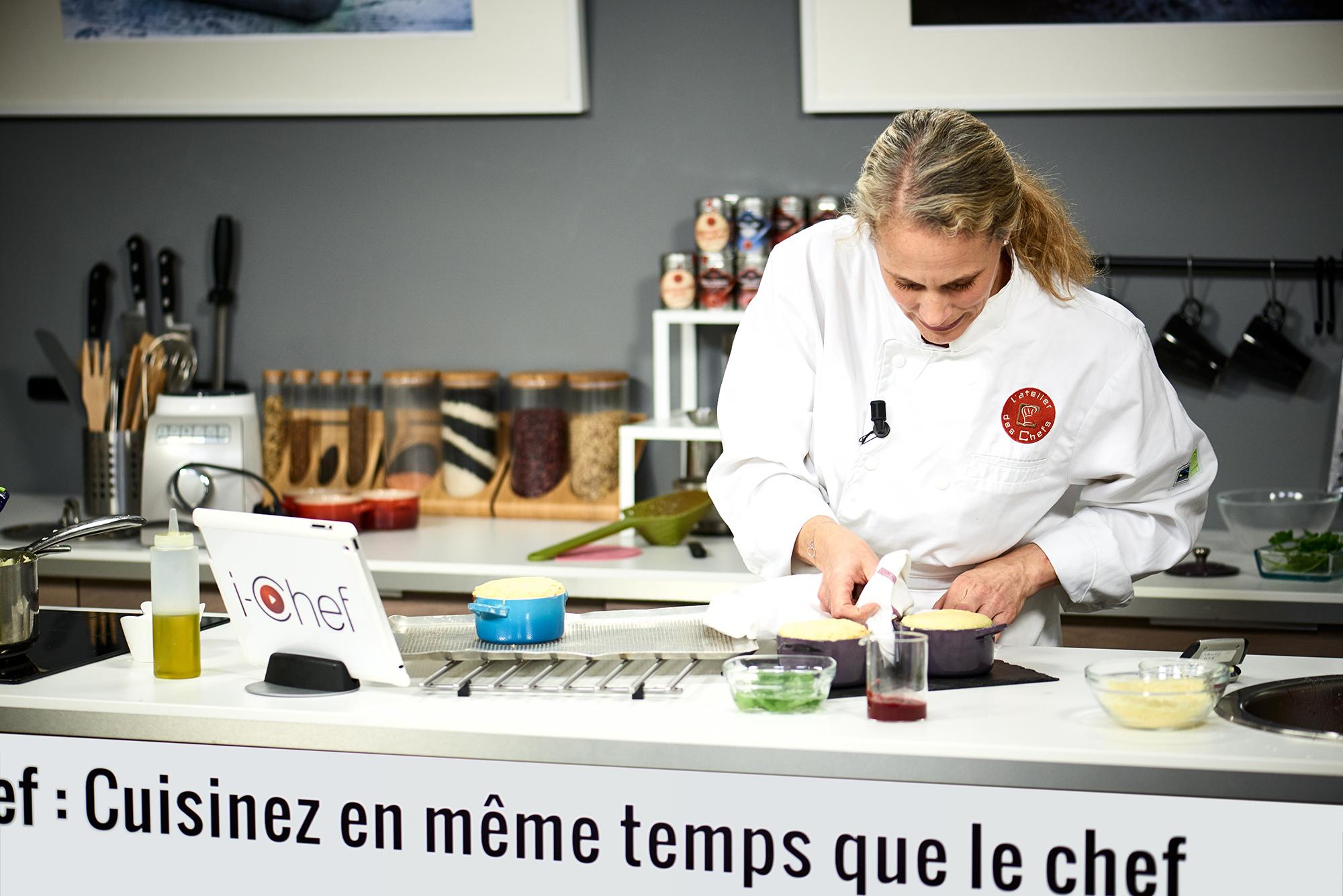 Jai Testé Un Cours De Cuisine En Live Avec Ichef De Latelier Des
