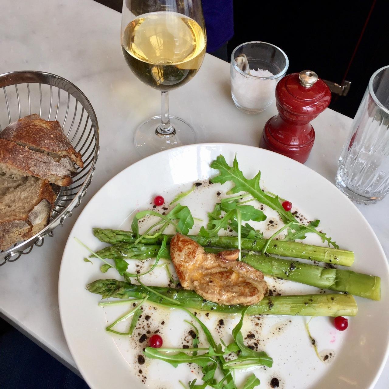 CAFÉ TRAMA : LE MUST DE LA RUE DU CHERCHE-MIDI (Paris6)